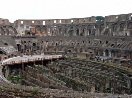 Les loges du Colisée