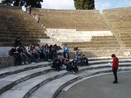 Théatre de Pompeï