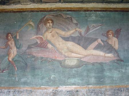 Pompeï fresques