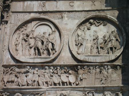 La devanture du Colisée